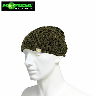 Brand New Korda Oversized Beanie Hat For Carp Coarse Fishing