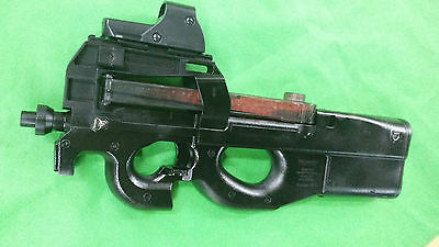 P90 electric toy gun dummy model water ball PDW FN navy seal nerf airsoft