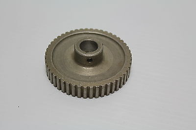 "48XL037 5/8"" Bore Aluminum Synchronous Drive Pulley Used"