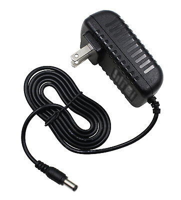 AC/DC Power Adapter Charger For WD Western Digital Wdbaau0010hbk-01 Hard Drive