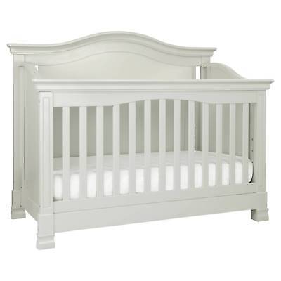 Million Dollar Baby Classic Louis 4-in-1 Convertible Crib  with Toddler Bed C...
