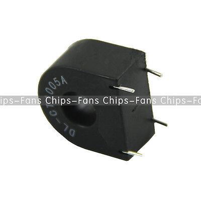 DL-CT1005A 50A 10A/5mA miniature transformer current transformer sensor UK