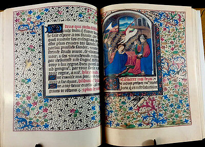 Book of hours, Use of Troyes and Sens, 1470, Facsimile