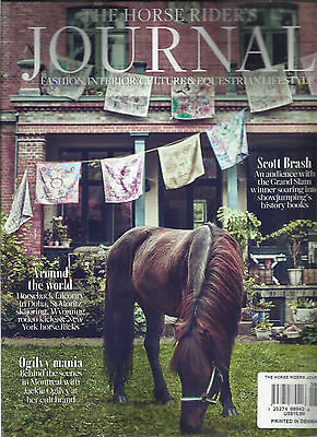 The Horse Rider's Journal,    Autumn /winter, 2015   No.16   Printed In Denmark