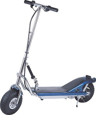 Hawk Electric Scooter - Blue