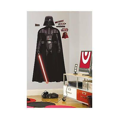 RoomMates Star Wars Classic Vadar Peel & Stick Giant Wall Decal