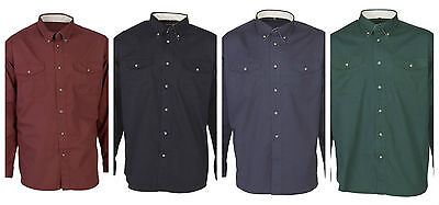 Mens Casual/Work/ Business 100% Cotton Shirts