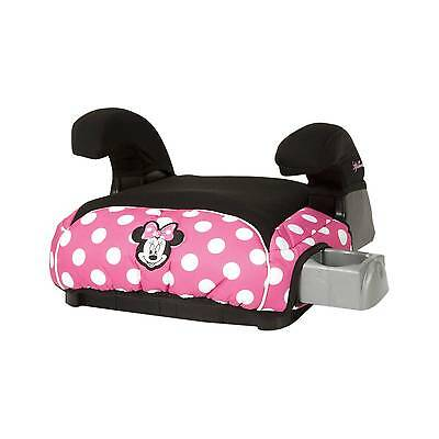 Disney Deluxe No-Back Booster Car Seat
