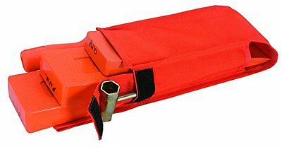 Weaver Leather Heavy Duty Multi Tool Holster, Orange, New, Free Shipping