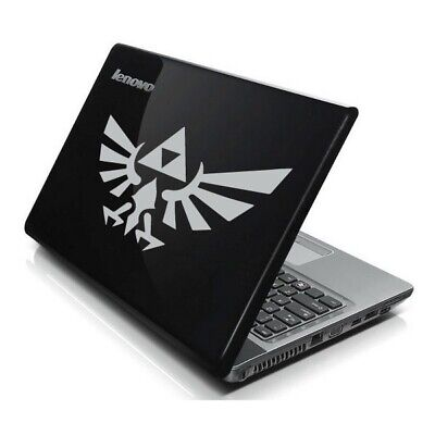 Zelda Triforce Logo Bumper/Phone/Laptop Sticker (AS11083)