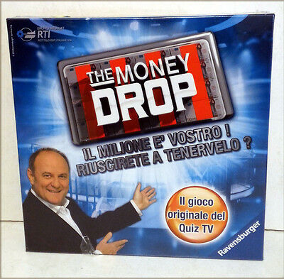 The Money Drop- Il Gioco Originale Del Quiz Tv. Ravensburger -- Gioco Da Tavolo