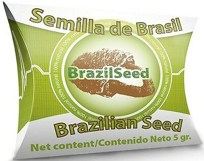Semilla de Brazil 30 Day Supply. Brazilian Seed.