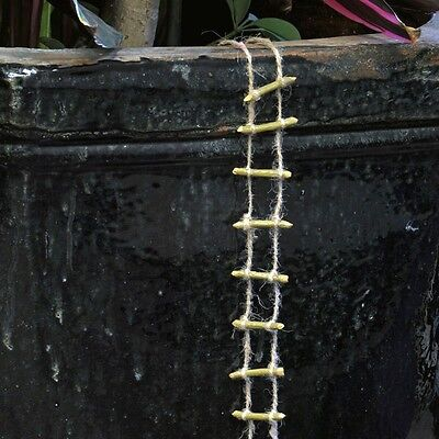Miniature Fairy Garden Mini Rope Twig Ladder Faerie  Gnome GO 17276