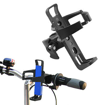 Quick Release Mountain Bike Bicycle Handlebar Water Drink Bottle Holder NEW