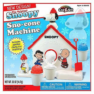 Snoopy Sno Cone Maker