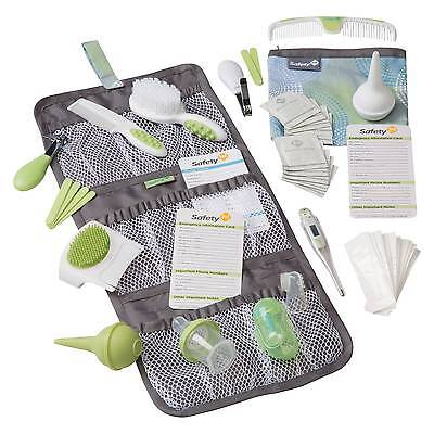 Safety 1st Stock Up for Baby Health & Grooming Kit