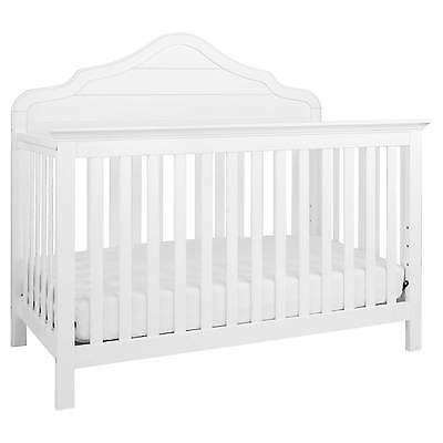 DaVinci Flora 4-in-1 Convertible Crib with Toddler Rail