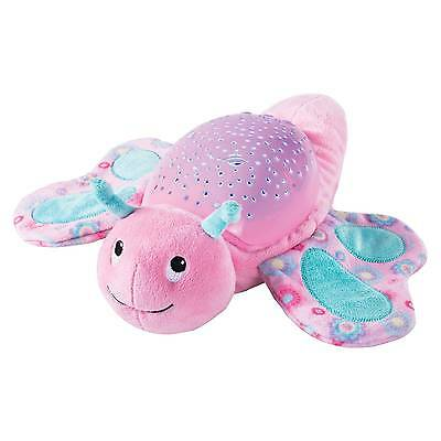 Summer Infant Slumber Buddies Baby Soother and Sound Machine - Pink Butterfly