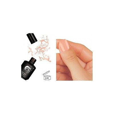 Vernis A Ongles Semi Permanent NDED Ivoire 15ml - Manucure Ongle - 9101