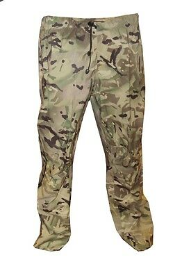 MVP Waterproof MTP CAMO LIGHTWEIGHT Gortex TROUSERS - British Army - Grade 1