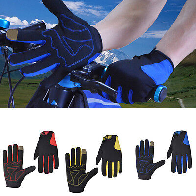 Touch Screen Windproof Glove Warm Outdoor Mountain Cycling Sport Gloves Mittens