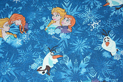 Quality Disney Frozen Kids Bedroom Carpet 3m x Any Size Elsa, Anna Olaf Carpet