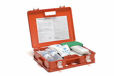 Valigetta Kit Pronto Soccorso Sicurmed Cat.ab All.1 Base Arancio Pharma+ 6603/ar