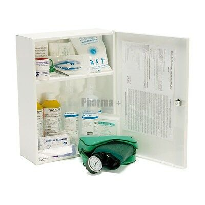 Valigetta Kit Pronto Soccorso Metalmed Cat.ab All.1 Base Bnc