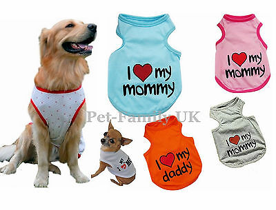 SMALL LARGE GIANT dog vest T shirt coat clothes top jacket apparel BIGGEST sizes