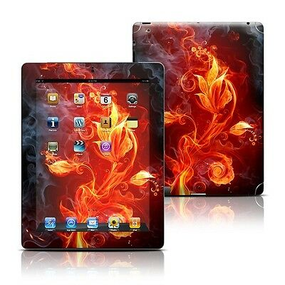 Decalgirl Skin for iPad 3 & 4 - Flower of Fire