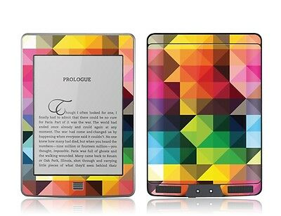 Gelaskins Protective Vinyl Skin for Kindle Touch - Intermezzo