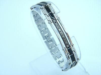 High Quality Bracelet Stainless Steel Roman Style Men's Jewellery Bracelet Rs6