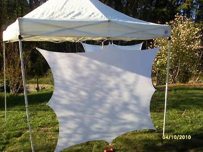 "Projector Screen, Dj Screen, 84"" X 84"" (7' X 7') Front And Rear, Vj/dj"