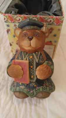 G. Debrekht Graduation Bear, #57612-3, New In Box. Great Gift for the Graduate!