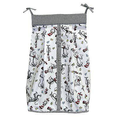 Trend Lab Cat in the Hat Diaper Stacker