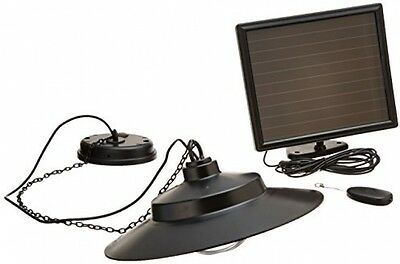 Sunforce Solar Hanging Light with Remote Control, Model# 81091