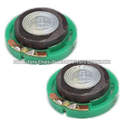 2Pcs 29mm Stereo Loudspeaker 8Ω 0.25W 8ohm Small Trumpet Loud Speaker CF