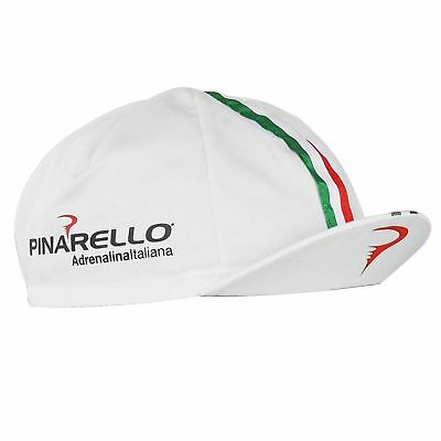 Pinarello Adrenalina Italian Ribbon Cycling Bike Cap