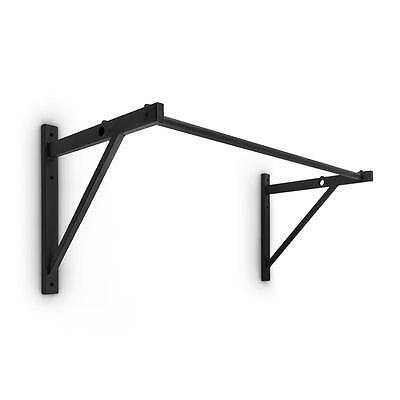 Capital Sports Dominant Edition Chin Up Bar Black Steel For Home Gym