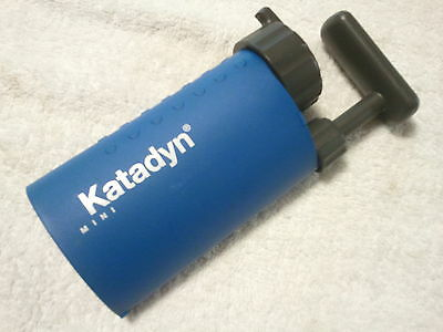Katadyn Mini Filter, In Excellent Used Condition