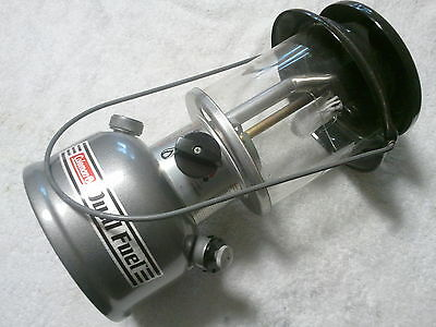 Coleman Lantern, Dual Fuel, In Excellent Used Condition