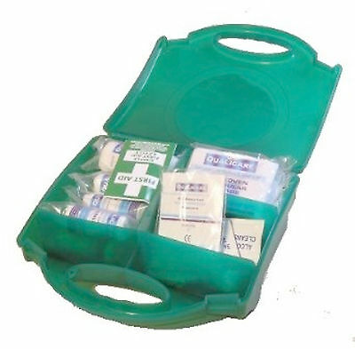 Qualicare First Aid Kit Premier HSE 1-10 Person-Workplace, Home, Travel, Office