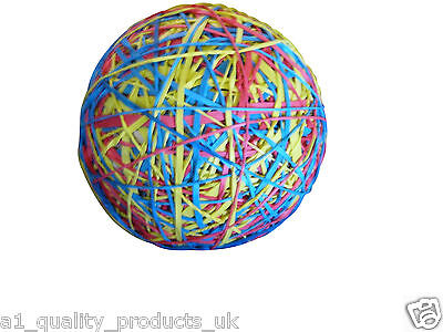 """Rubber Band Ball - 2"""" - Brand New … Strong Elastic Rubberbands"""