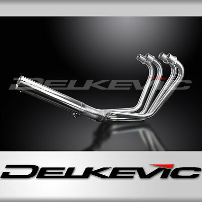Full 4-1 Exhaust Stainless Header Classic Silencer KZ1000 A1 A2 MKII A3 A4 77-80