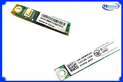 NEW Dell 1440 1545 1546 1564 1750 E4200 E4300 E5400 Bluetooth Card RM948