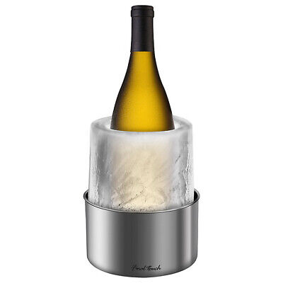 Ice Bottle Chiller Mould Wine Prosecco Cooler Wedding Centrepiece for Parties