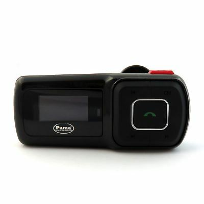 LCD Bluetooth Car Kit FM Transmitter A2DP MP3 Charger Handsfree for Mobile Phone