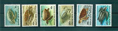 Tortues De Mer - Turtles Papua & New Guinea 1984