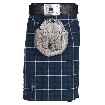 Mens 5 Yard 13oz Casual Tartan Kilt Limited Stock - 8 Tartans - NOW ONLY £13.95
