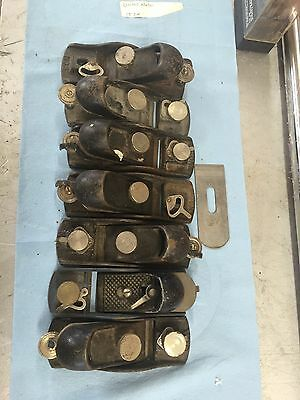 7 Vintage Block Planes Appears To Be Sogard No 3 (bb3)